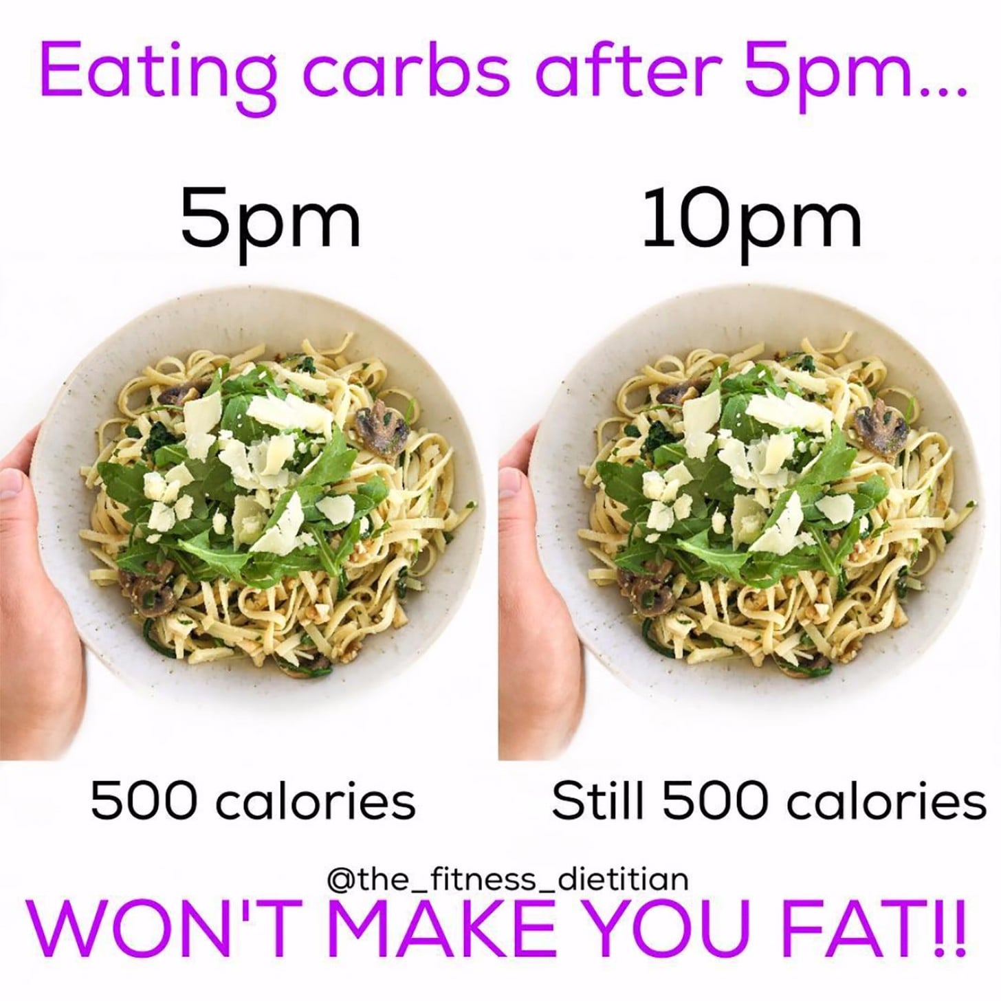 Will eating carbs at night cause weight gain popsugar fitness forumfinder Image collections