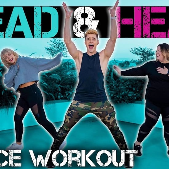 "The Fitness Marshall's ""Head and Heart"" Dance Cardio Workout"