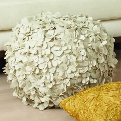 Love It or Hate It? Flora Pouf