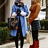 Blair Waldorf's Bag: Oversize, Structured, and Square