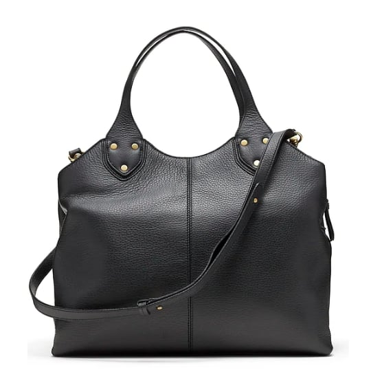 Italian Leather Caryall Bag