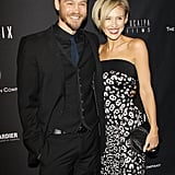 Chad bounced back shortly after his breakup and started dating Nicky Whelan, who he met in 2013 while filming Left Behind.