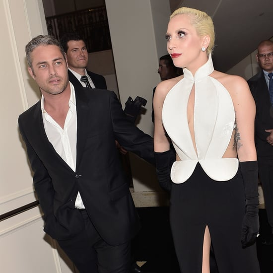 Lady Gaga at Weinstein Pre-Oscars Party 2016