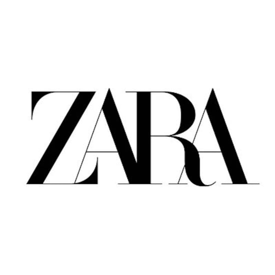Zara New Logo 2019