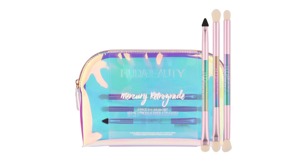 Huda Beauty Mercury Retrograde Brush Set | The Best Brush ...