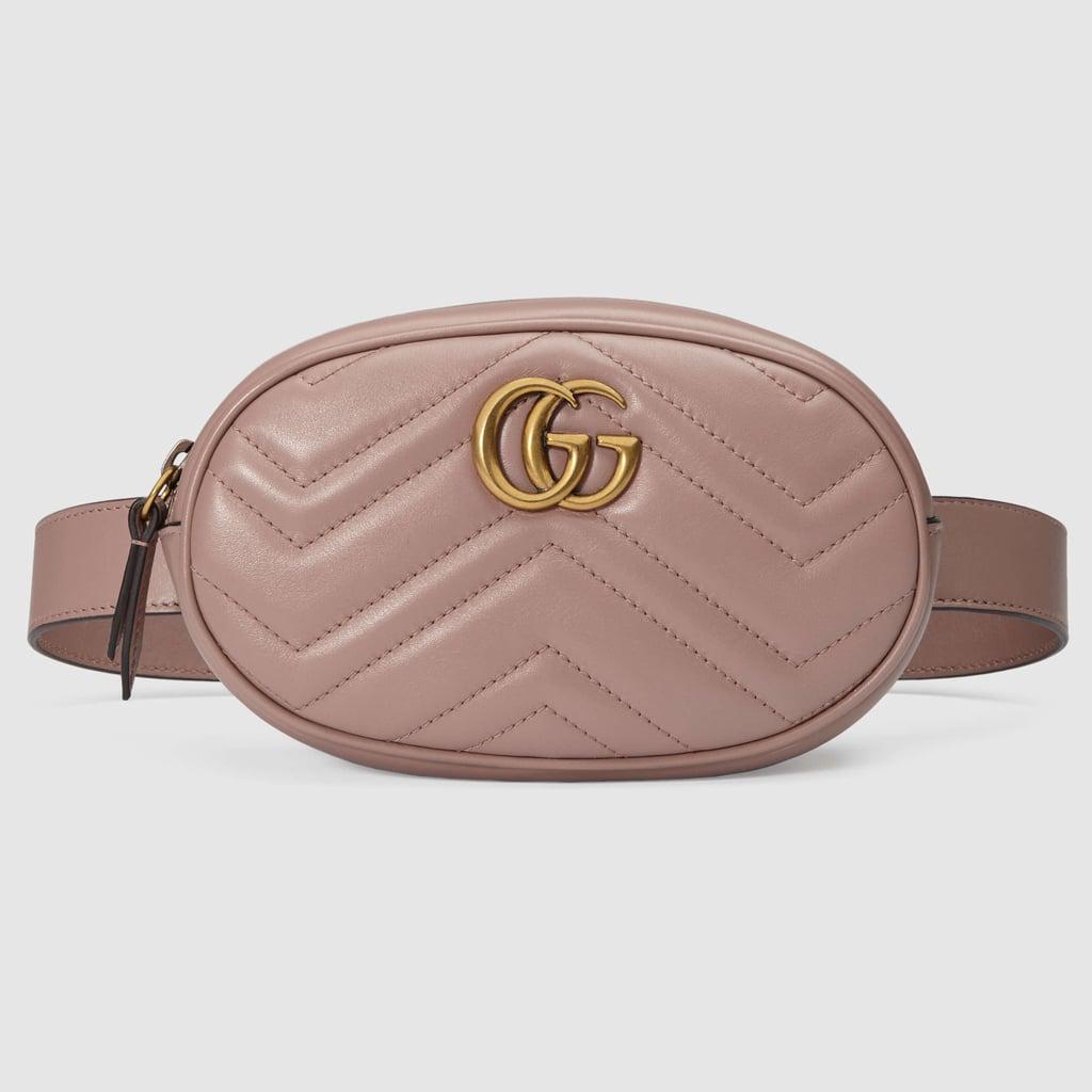 dd7c0b666ed Gucci GG Marmont Belt Bag
