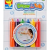 For 2-Year-Olds: ALEX Toys Rub a Dub Draw in the Tub Crayons