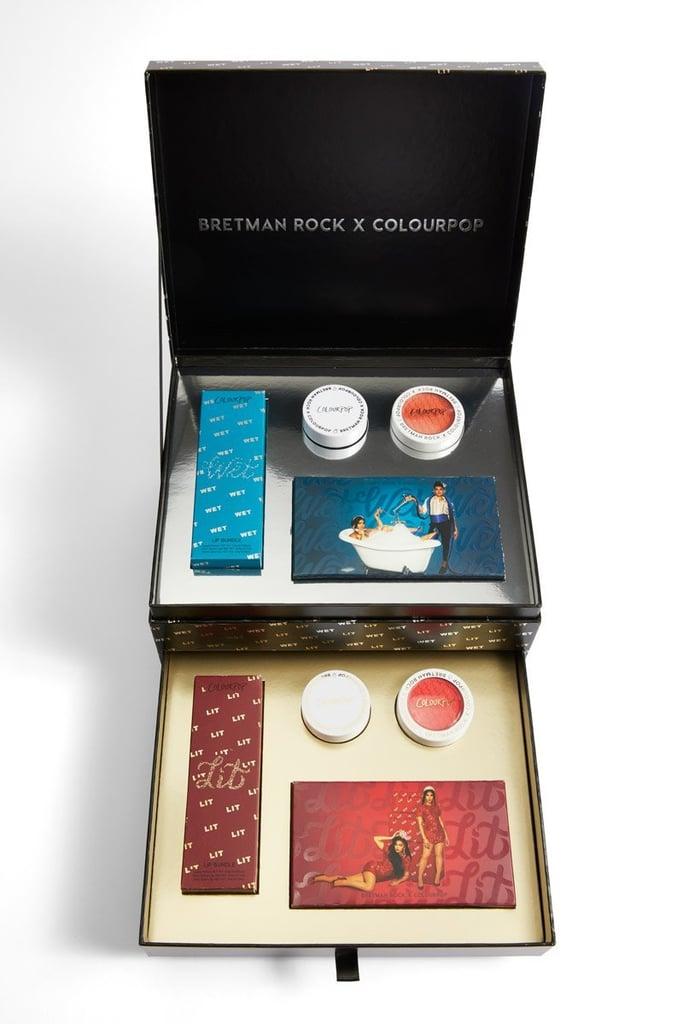 ColourPop x Bretman Rock Collection