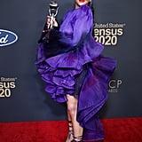 Rihanna at the NAACP Image Awards