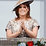 Eugenie's Hair and Makeup