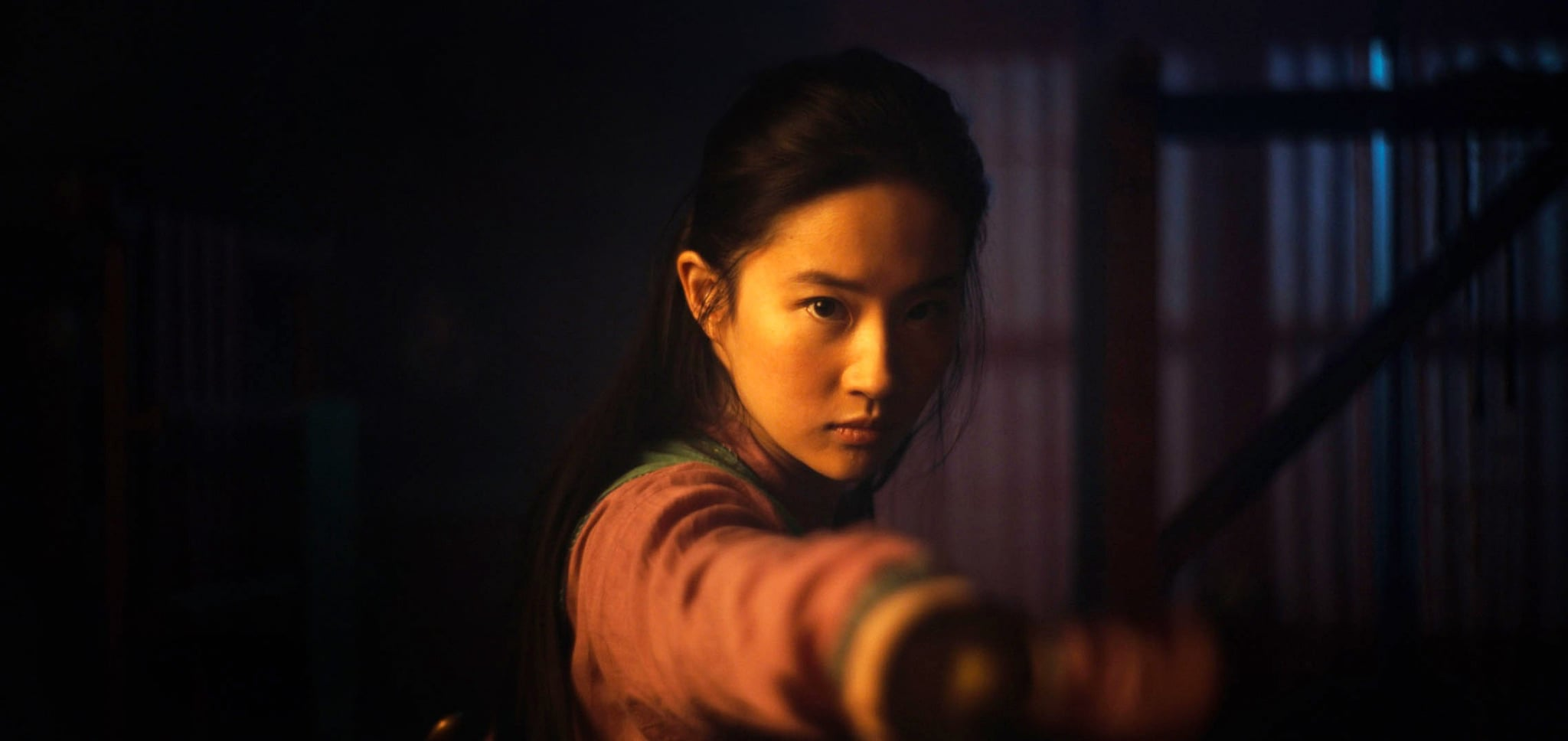 MULAN, LIU Yifei, 2020.  Walt Disney Studios Motion Pictures / Courtesy Everett Collection