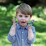 Prince Louis 2nd Birthday Pictures