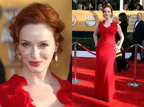 Screen Actors Guild Awards: Christina Hendricks
