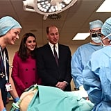 William and Kate Are Showered With Gifts During Their Latest Outing in Coventry