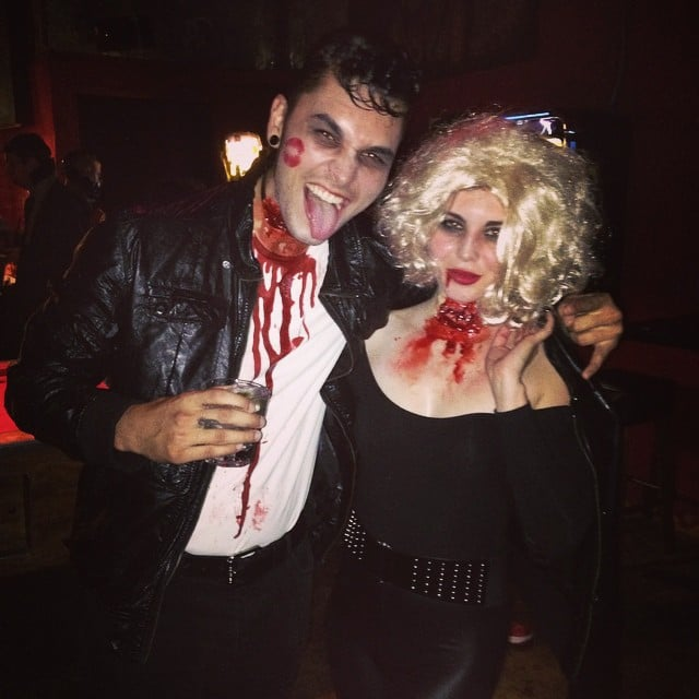 Halloween Costumes For Couples Scary.Scary Halloween Costumes For Couples Popsugar Love Sex