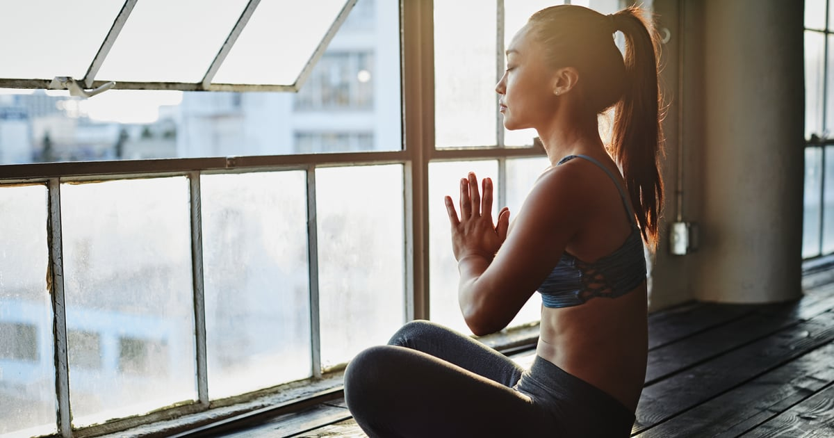 10 Yoga Workouts That Will Help You Feel Calm and Centered in Just 15 Minutes