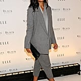 Rachel Roy at the 25th anniversary of Elle in New York.