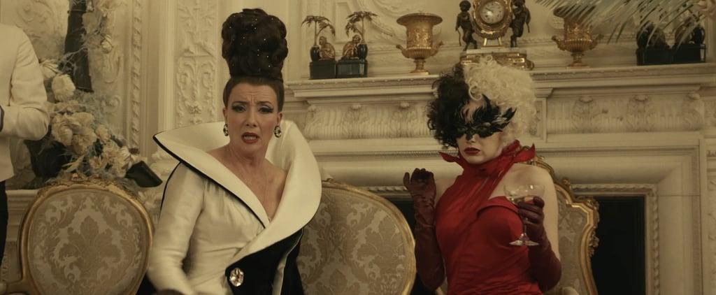 Cruella: Watch This Exclusive Clip With Emma Stone