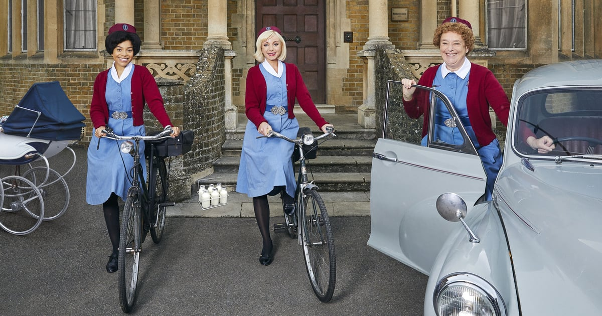 What Was Patricia Williams's Diagnosis in Call the Midwife?