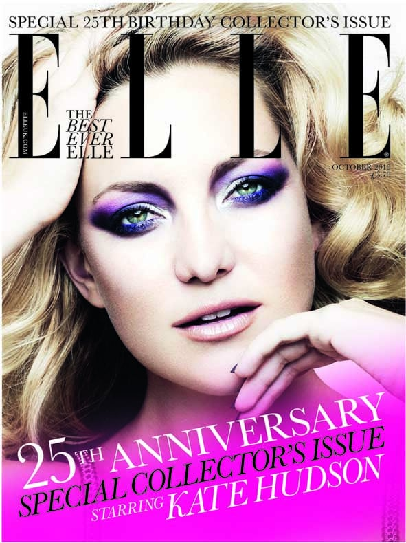 Pictures of Kate Hudson in Elle