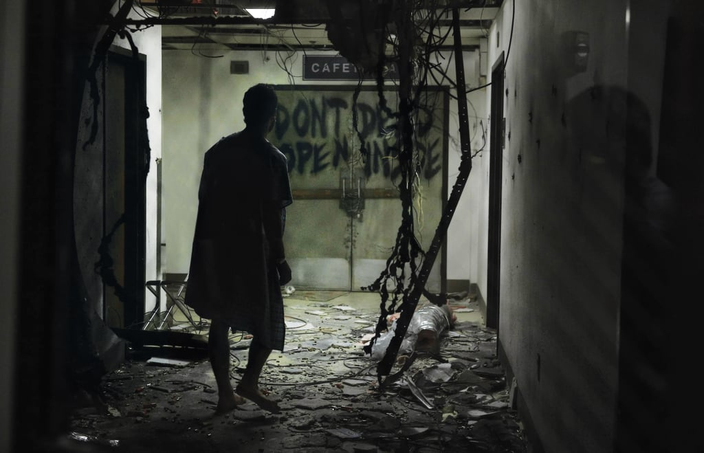 Is the Walking Dead Attraction Based on the TV Show?