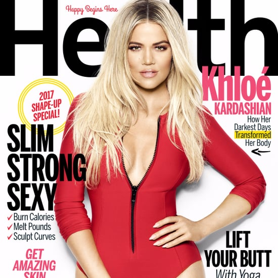 Khloe Kardashian Fitness Interview Health 2017