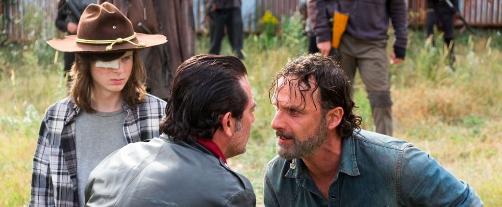 The Walking Dead: Things Between Carl, Rick, and Negan Are About to Get Awkward