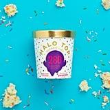 Halo Top Pint Birthday Cake Flavor