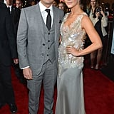 Julianne Hough and Ryan Seacrest
