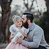 How a Dad and Stepdad Coparent Their Shared Daughter