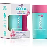 Coola Suncare Baby Mineral Sunscreen Stick, SPF 50