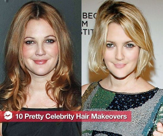 The 10 best dramatic celebrity hair makeovers - Get The Gloss