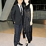 Francisco Costa and Rooney Mara. Source: Billy Farrell/BFAnyc.com