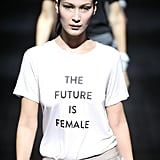 Prabal Gurung Showed a Whole Line of Activist Tees