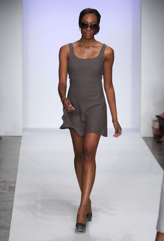 Los Angeles Fashion Week: Debra Davenport Spring 2009