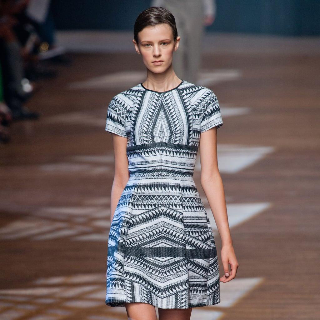 2014 Spring New York Fashion Week Runway Yigal Azrouël