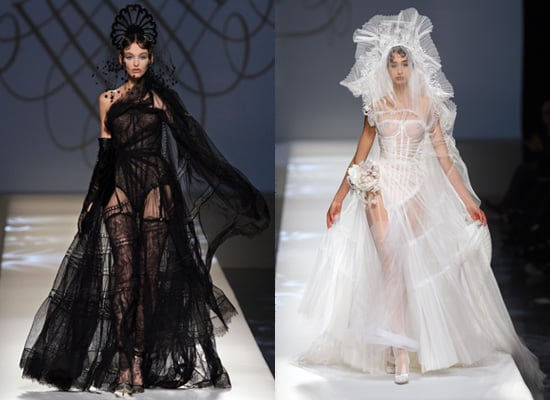 2009 Spring Couture: Jean Paul Gaultier