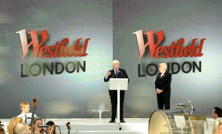 Westfield London Opens