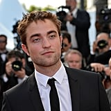 Robert Pattinson was at the On the Road premiere at the Cannes Film Festival in support of girlfriend Kristen Stewart.