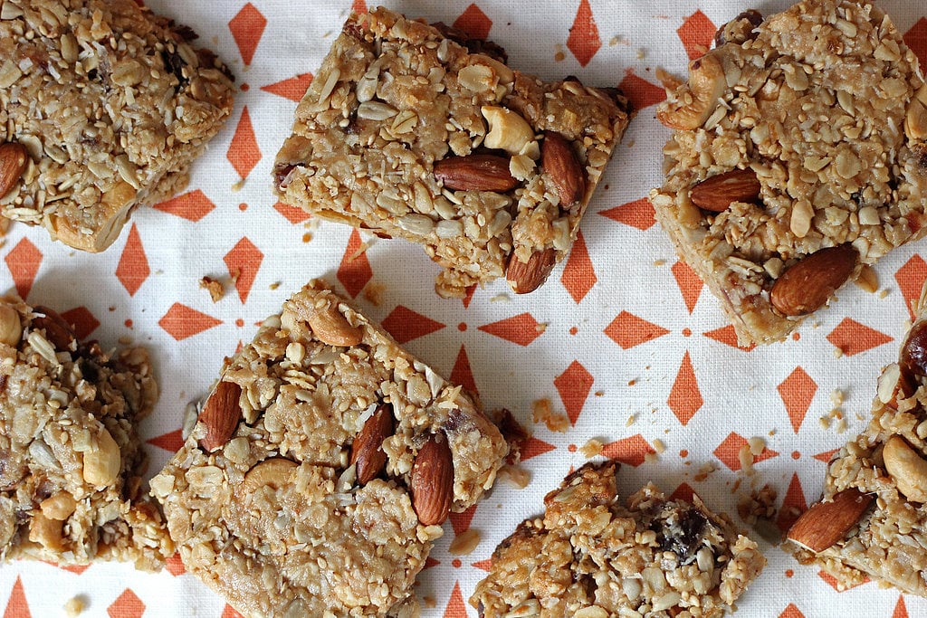 How to Make Nut Butter and Healthy Granola