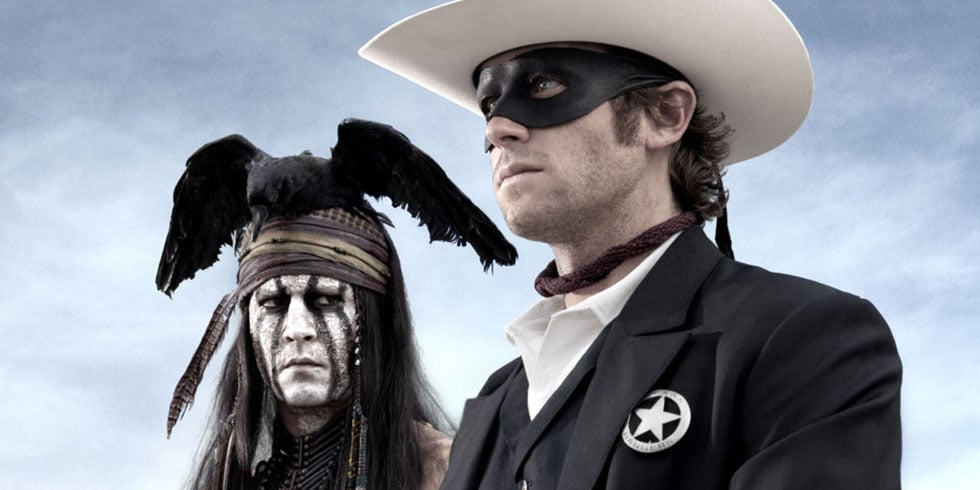 The Lone Ranger Movie Review   Video
