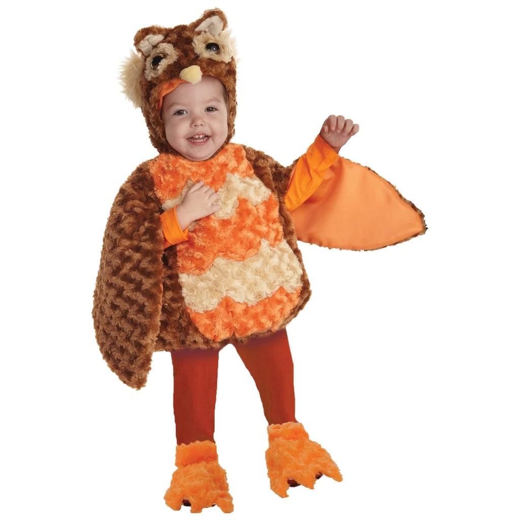 Toddler Owl Halloween Costume