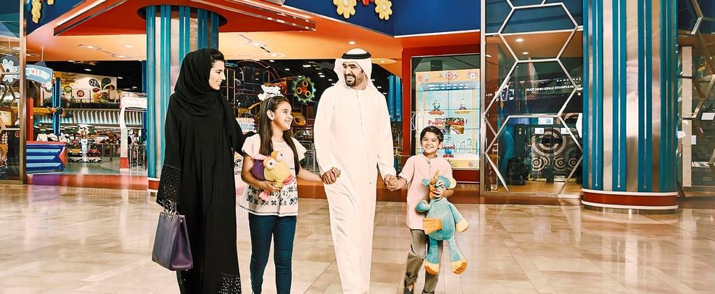 Abu Dhabi Malls 24 Hours Eid Sale