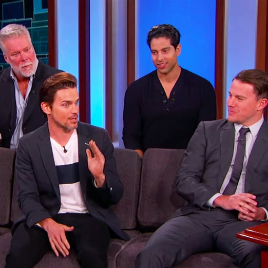 Jimmy Kimmel Interviews the Magic Mike XXL Cast