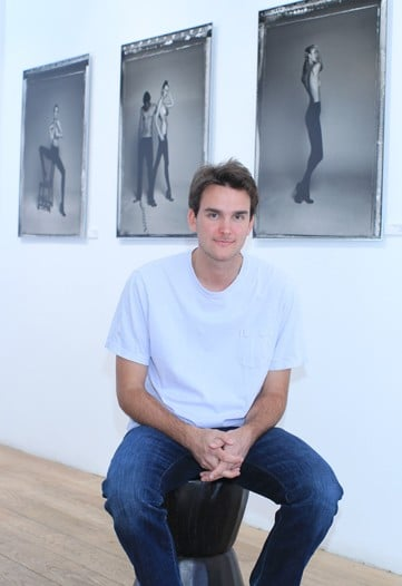 Victor Demarchelier Debuts Solo Show, Talks Shooting Girlfriend Caroline Trentini