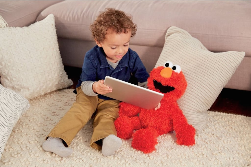 For 1-Year-Olds: Playskool Sesame Street Love2Learn Elmo