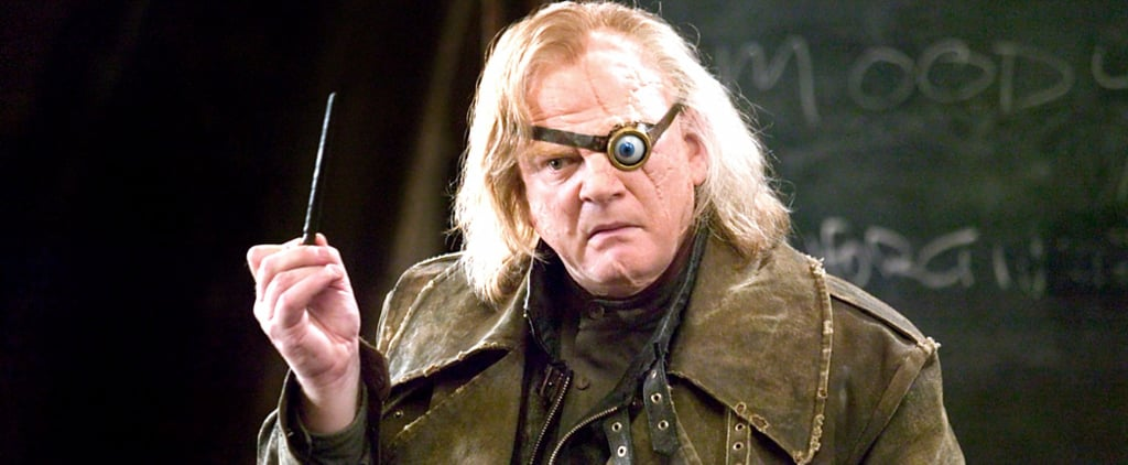 This 1 Overlooked Harry Potter Detail Reveals So Much About Mad-Eye Moody