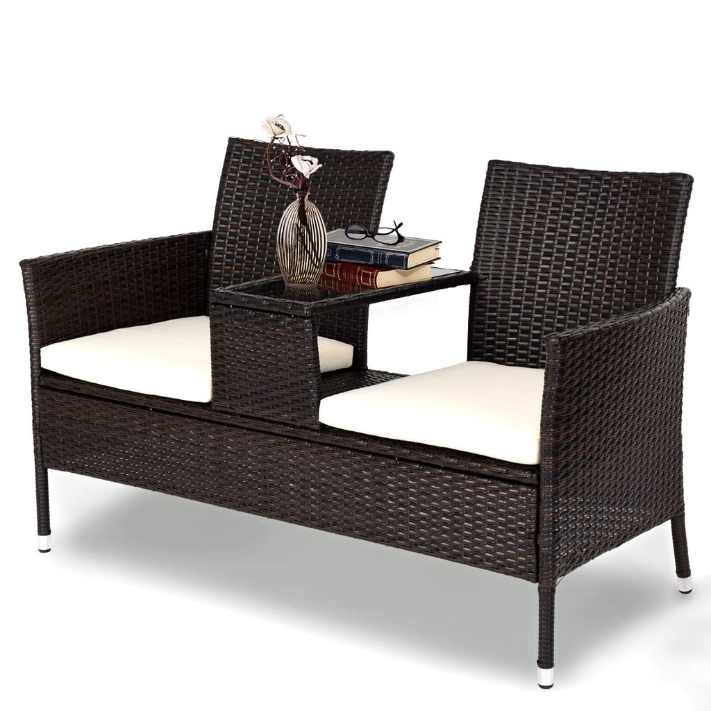 Tangkula Outdoor Furniture Patio Set