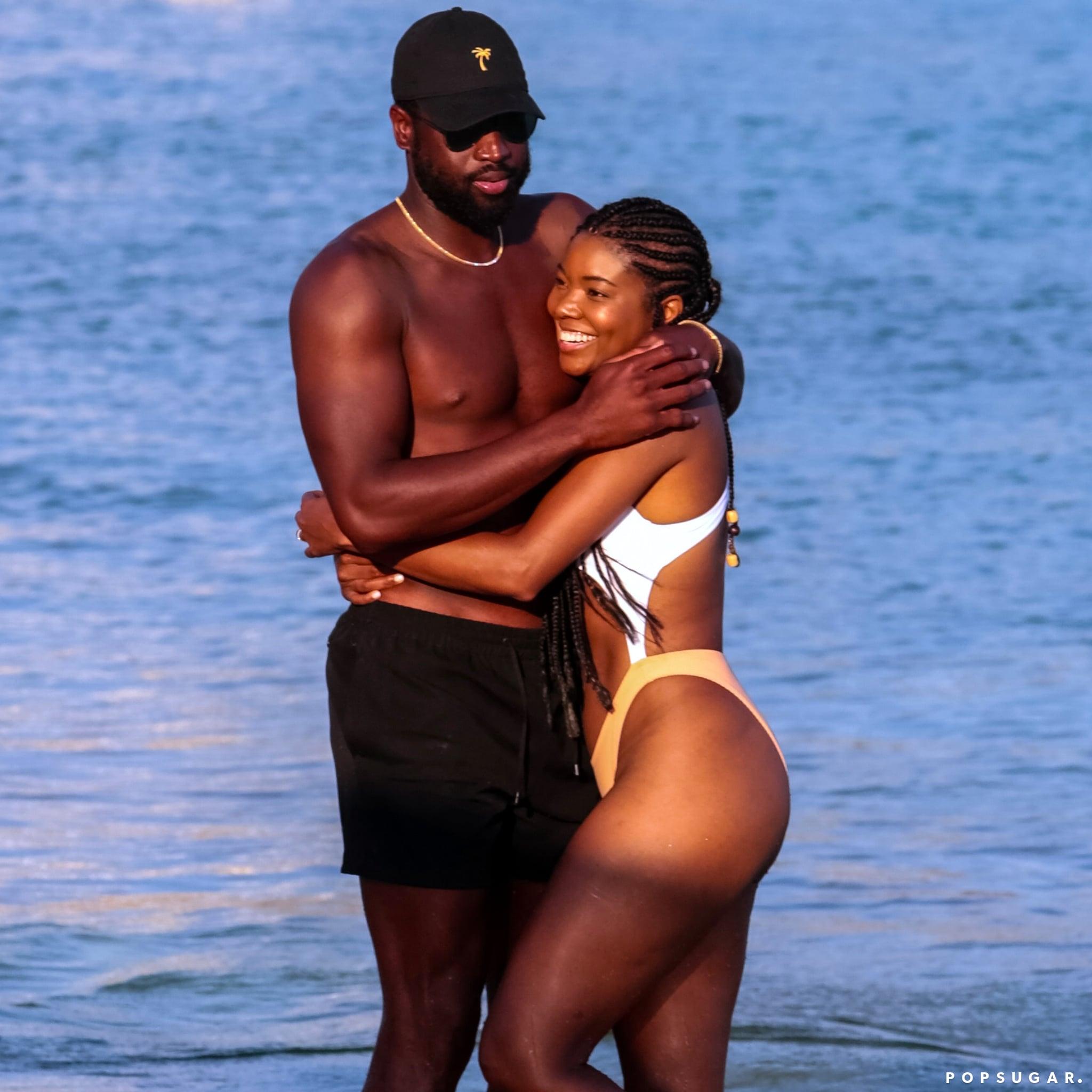 Celebrity Gabrielle Monique Union Wade nudes (13 photo), Tits, Cleavage, Instagram, swimsuit 2006