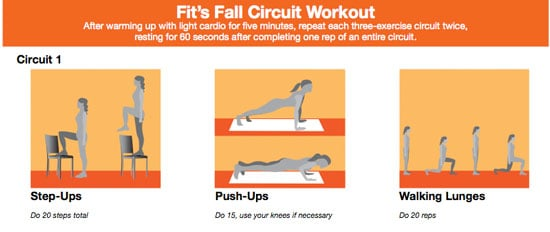 Fitness Download of the Day: Circuit Workout